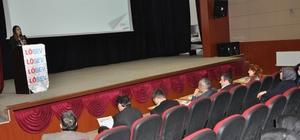 LÖSEV Develi'de bilgilendirme semineri düzenledi