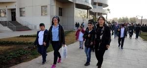 Kepez Belediyesi'nin Engeliniz Engelimizdir projesi devam ediyor