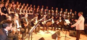 Odunpazarı Halk Eğitimi Merkezi Türk Halk Müziği Korosu konser programı