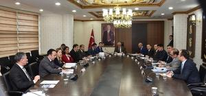 Şanlıurfa'da SODES toplantısı düzenlendi