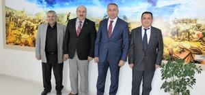 Şen'den, Başkan Konak'a ziyaret