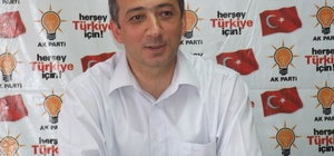 Ak Parti İl Başkanı Mete, hakkında basında çıkan iddialara cevap verdi
