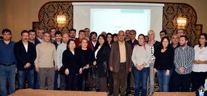 Akdeniz Belediyesi teknik personeline yönelik hizmet içi eğitim semineri düzenledi