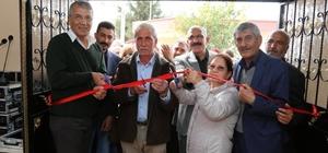 Mezitli'de 6. gönüllü evi, Davultepi 75. Yıl Mahallesi'ne açıldı
