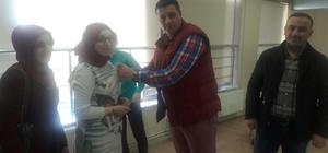Akyazı Belediyesi Bilgi ve Kültür Evi öğrencilerine ödüllü bilgi yarışması yapıldı