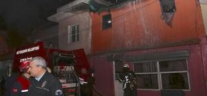 Adana'da simitçi fırınında yangın: 1 yaralı
