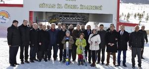 Sivas Tarım Platformu Şubat ayı toplantısı yapıldı