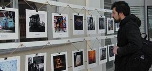 """Kırklareli Üniversitesi'nde """"Değişim"""" konulu fotoğraf sergisi"""