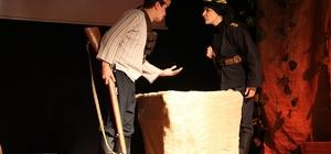 Milli mücadele dönemi Beyoğlu'nda tiyatro oyunu ile anlatıldı