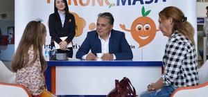 Başkan Uysal, randevusuz görüşmelere devam ediyor