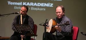 Münip Utandı'dan Türk Sanat Müziği gecesi