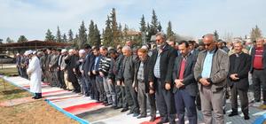 Gaziantepli çiftçiler yağmur duasına çıktı