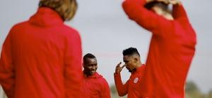 Antalyaspor'da Galatasaray maçı hazırlıkları