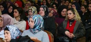 Kadınlara ilk yardım eğitimi