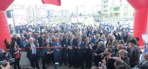 Gürselpaşa Kapalı Semt Pazarı açıldı