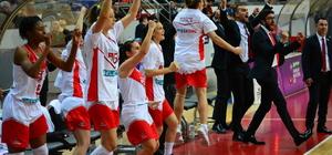 Bellona AGÜ Spor, kupada yarı finale yükseldi