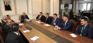 Melikgazi Belediyesi Destek Hizmetleri Müdürlüğü Planlaması ve Koordinasyon toplantısı