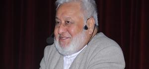 Ereğli'de Yeni Anayasa ve Cumhurbaşkanlığı Sistemi konulu konferans