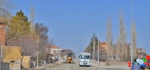 Bünyan Belediyesi yol yapım çalışmalarına başladı