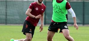 Aytemiz Alanyaspor'da Medipol Başakşehir maçı hazırlıkları