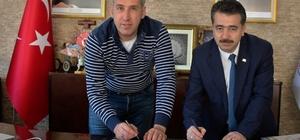 Sarıcakaya Belediyesinde SDS imzalandı