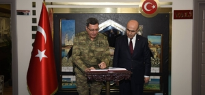 Korgeneral Yaşar, Adana'da