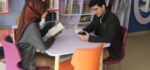 Devrek'te Devrek okuyor kitap okuma yarışması düzenlendi