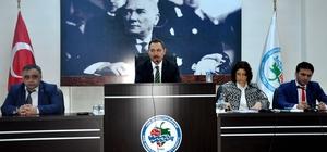 Başkan Uysal'dan 'Hayır' diyen CHP'lilere tepki