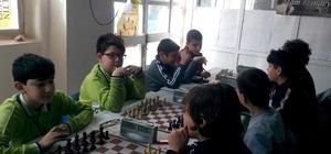 Okullararası satranç müsabakaları