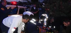 Fethiye'de trafik kazası; 1'i ağır 5 yaralı