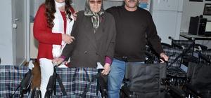 Nazilli'de engellilerin talepleri karşılanıyor