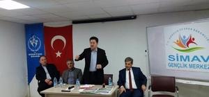 Kütahya AK Parti'den teşkilat eğitimi programı