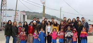 ÇOMÜ BİİBF - ekonometri topluluğu deprem bölgesinde