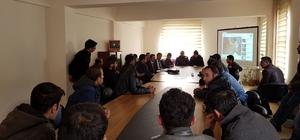 Adilcevaz'da çiftçilere meslek edindirme kursları