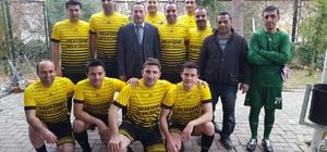 Viranşehir ilçe tarım müdürlüğü ilk maçından galibiyetle ayrıldı