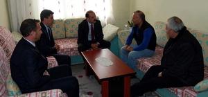 Yozgat Valisi Yurtnaç'tan şehit ailelerine pozitif ayrım