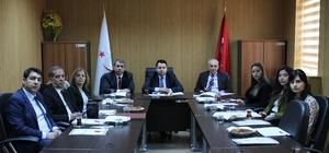 Kilis İl Kanser Danışma komisyonu toplandı