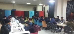 Hakkari'de satranç turnuvası