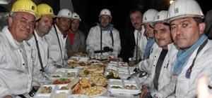 Ulupınar, 263 maden şehidini andı