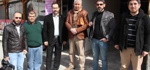 Gazeteciler Cemiyetleri Gülşehir Belediyesine tepki gösterdi