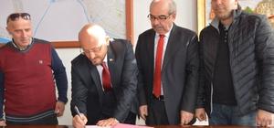 Niksar'da ağaçlandırma protokolü imzalandı