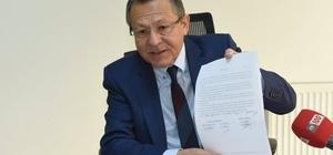 Başkan Uğur, Bandırma'daki çalışmaları anlattı