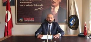 Başkan Bozkurt'tan sıfır faizli kredi desteğine teşekkür