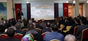 Bayburt'ta Eğitimde Kaliteyi Artırma Projesi