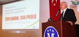 Torbalı'yı uçuracak 135 proje açıklandı