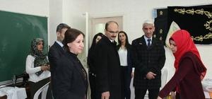 Hakkari Vali Yardımcısı Abacı Yüksekova'da