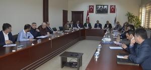 Dilovası'nda Mart ayı meclisi toplandı