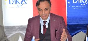 DİKA Genel Sekreteri Altındağ: