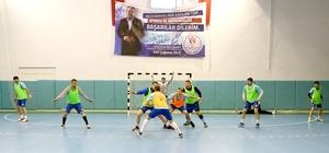 Termalspor, Merzifon Belediyespor maçı öncesi hazırlıkları başladı