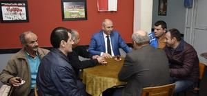 """Başkan Togar: """"Güçlü Türkiye için 'evet' diyeceğiz"""""""